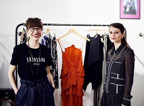 Portrait reportage Couleur Inauguration Hattori Boutique Nice