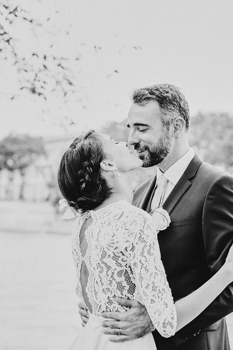 Coffret Mariage/ Photo de Couple réalisée à Paris