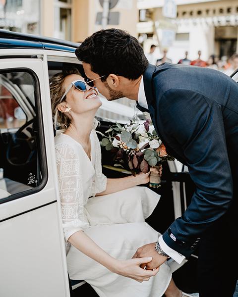 Coffret Mariage/ Photo de Cérémonie réalisée à Nice